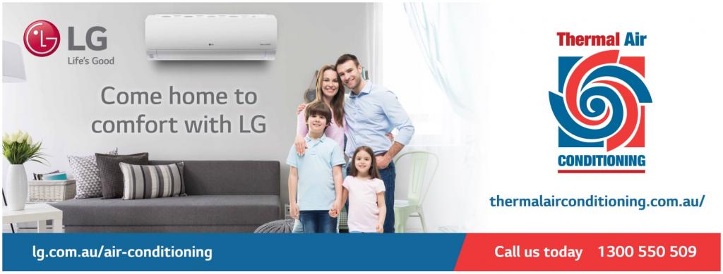 LG Thermal Air Media 2020